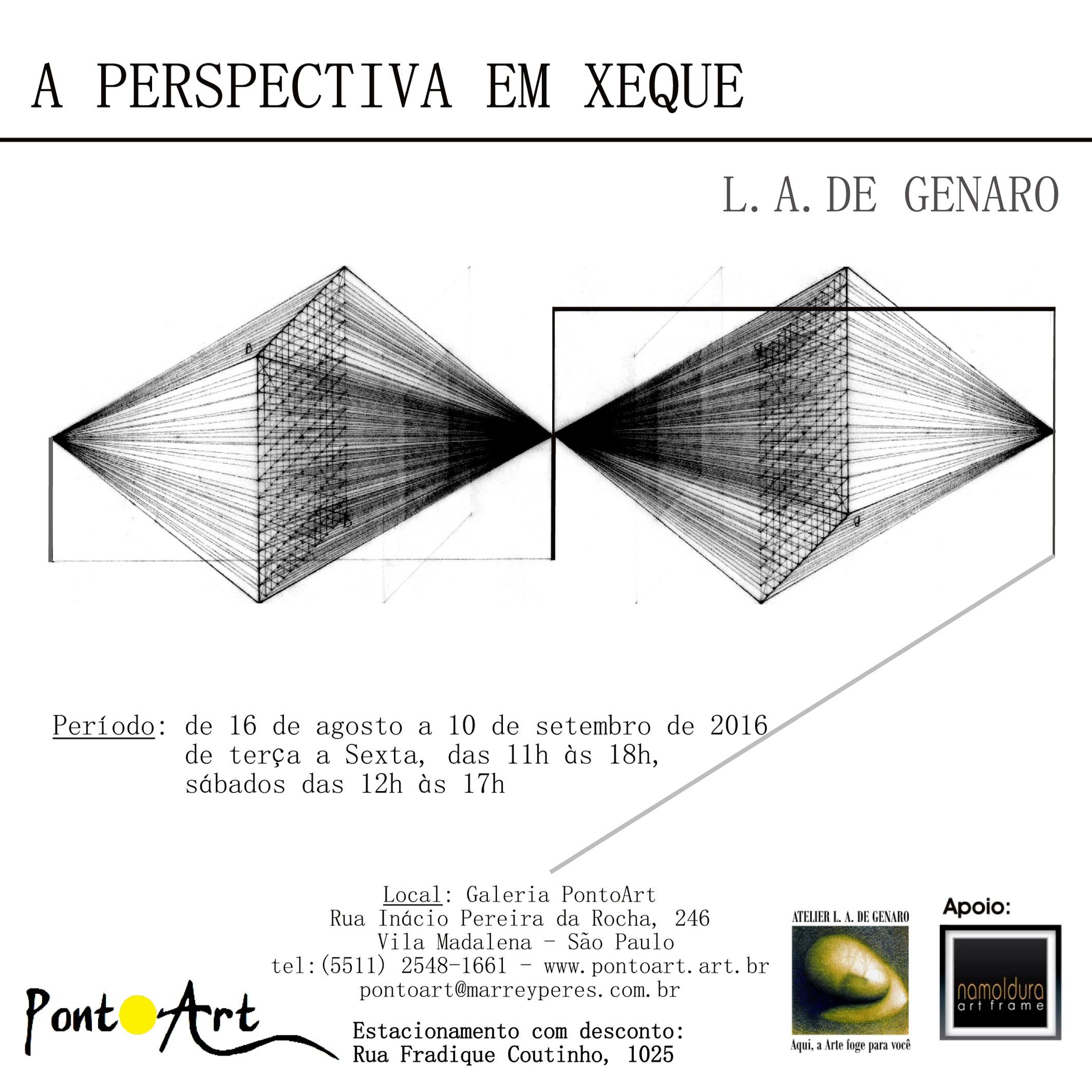 convite Genaro 2016
