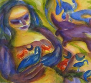 Histórias Imaginantes II - Obra de Marina Martinelli
